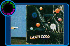 Laser Toss $189.00 DISCOUNTED PRICE